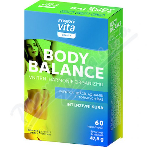 MaxiVita Beauty Body balance cps.60