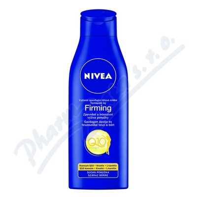 NIVEA Body těl.ml.Výž.zp.Q10 200ml 80315