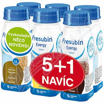 Fresubin Energy drink 200ml 5+1