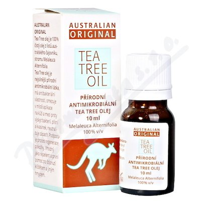 Australian Orig.Tea Tree Oil 100% 10ml
