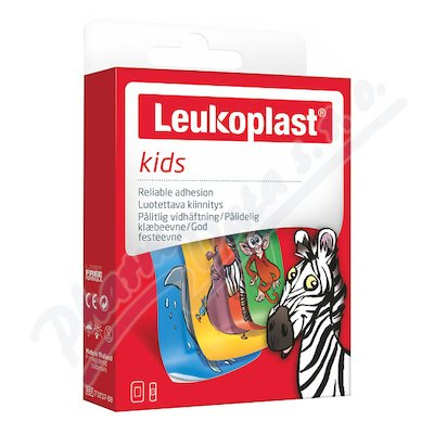 Leukoplast Kids 19x56+38x63mm 7321708