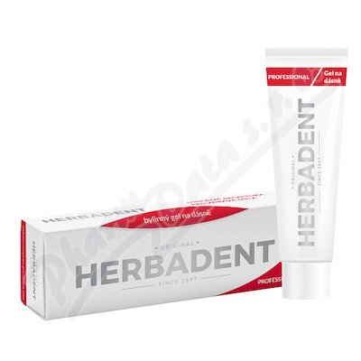 HERBADENT PROFES. bylin.gel dás.CLD 25g
