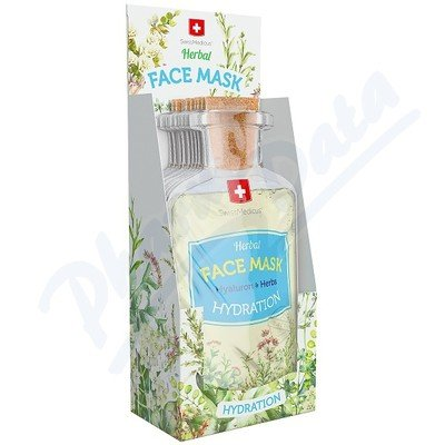 SwissMedicus Herbal face mask Hydration