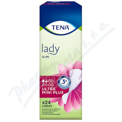 TENA Lady Slim Ultra Mini Pl.ink.vlozky