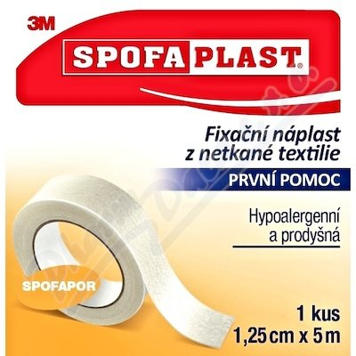3M Spofaplast 731 Fix.naplast netk.text.