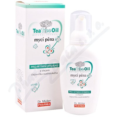 Dr.Muller Tea Tree Oil m.p.pro i.h.150ml