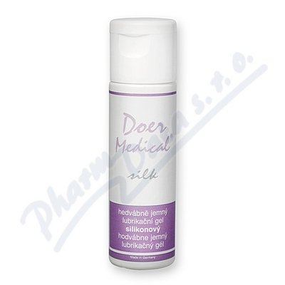 DOER medical silk 30ml-lubrikační gel