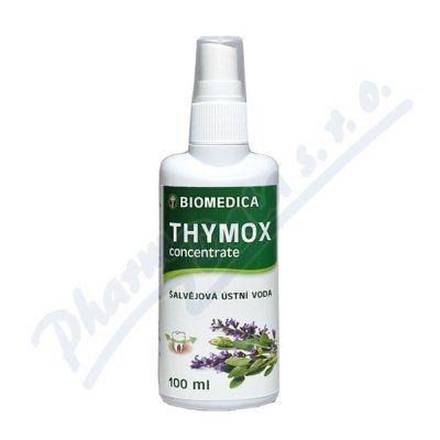 THYMOX concentrate šalvěj.úst.voda 100ml